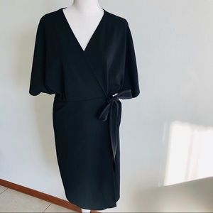 Mango Suit Collection Wrap Dress great condition!